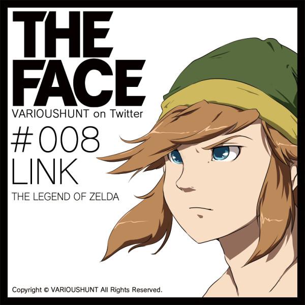 リンク ゲームイラスト|ゼルダの伝説