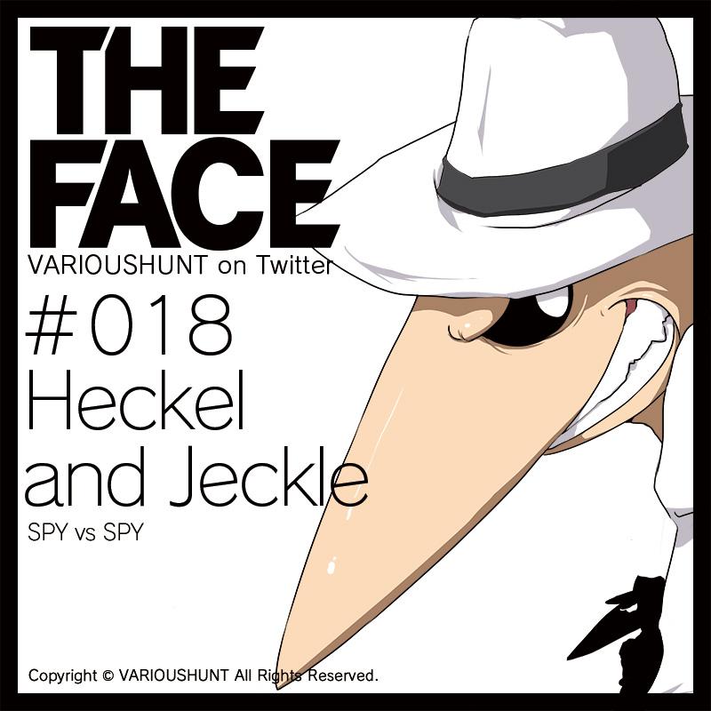 ヘッケル&ジャッケル ゲームイラスト|スパイVSスパイ
