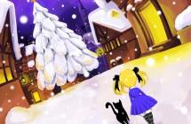 オーディンスフィア(Odin Sphere)「 アリスとソクラテスとクリスマス」イラスト