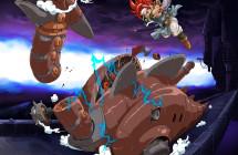 クロノトリガー「対決!ドラゴン戦車」ゲームイラスト