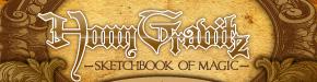 ハニー・グラビッツの魔法のスケッチブック